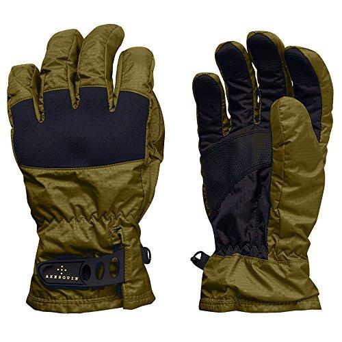 レプリカスペース出会いAXESQUIN(アクシーズクイン) 手袋 M's Rain Glove RG3553 カーキ XL