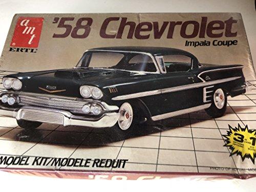 (1958 Chevy Impala Coupe)