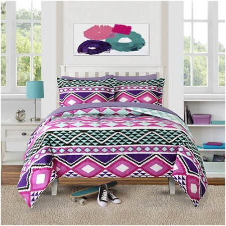 Better Homes and Gardens Kids Fiesta Diamonds Full/Queen Bedding Comforter Set #52719754