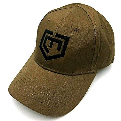 Cannae Pro Gear Logo Ball Cap, Color Coyote