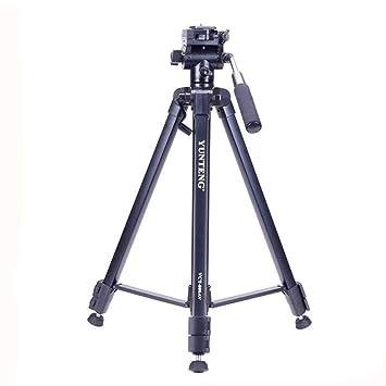 DSstyles VCT-668 - Trípode portátil para cámara réflex Digital ...