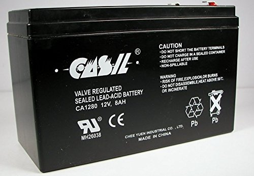 ub 1280 battery - 1
