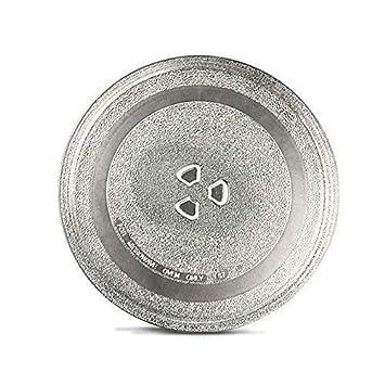 24,5 cm espesada resistente al calor apta para microondas plato de ...
