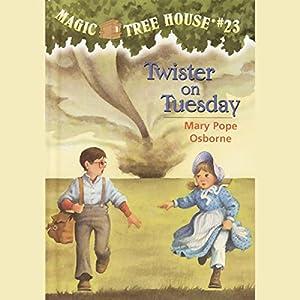 Magic Tree House, Book 23 Audiobook