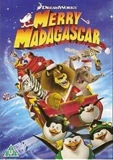 Madly Madagascar [DVD] [2017]: Amazon co uk: David Soren, Chad