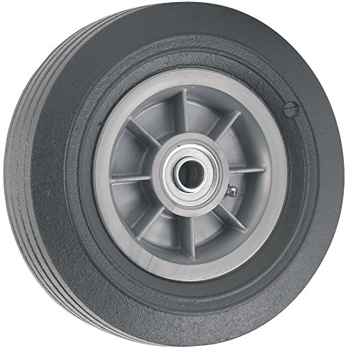 Flat Proof Replacement Wheel  - 8-Inch -  300 lb Load Capacity For Use on Wagons, Carts and Many Other Products ()