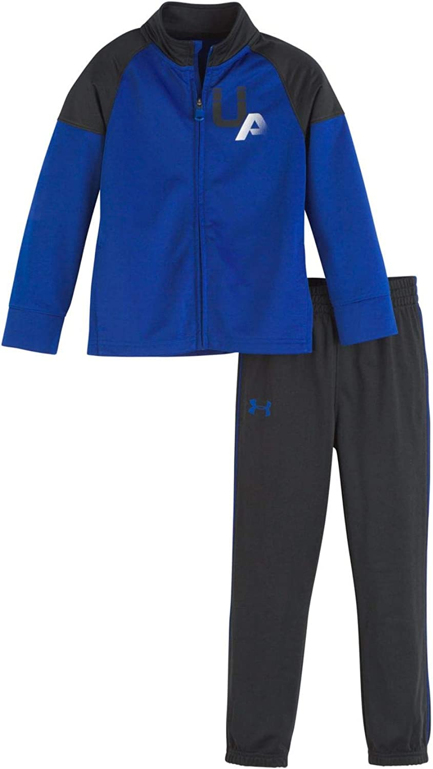 Under Armour Boys Zip Jacket and Pant Set