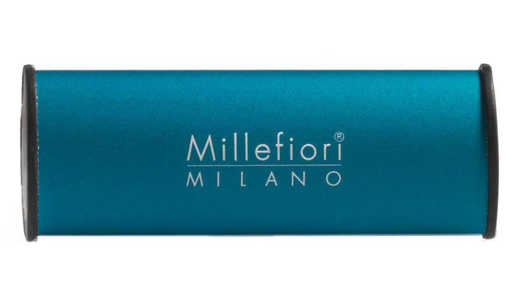 Millefiori Milano Blu Car Air Freshener, Legni E Spezie