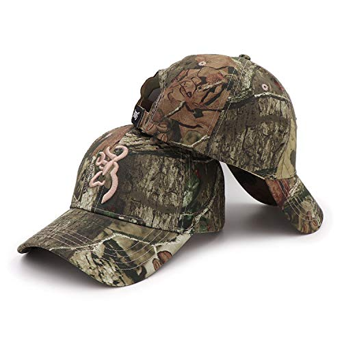 MingDe Sports Browning Camo Baseball Cap Fishing Caps Men Outdoor Hunting Camouflage Hat
