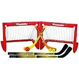 Franklin Sports NHL Indoor Sport 2 In 1 Set