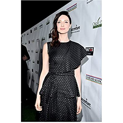 Caitriona Balfe 8 inch x10 inch PHOTOGRAPH Now You See Me Outlander Escape Plan Hands at Sides Pose 2 kn