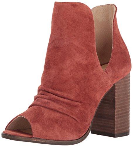 Chinese Laundry Kristin Cavallari Women's Lash Ankle Bootie Brandy Suede