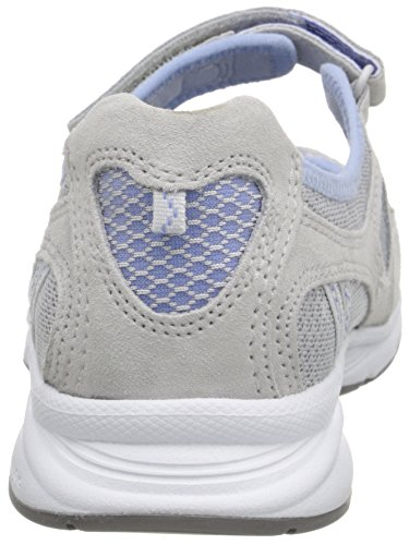 888098228595 - New Balance Women's WW515 Walking Shoe,Grey/Blue,8.5 2A US carousel main 1