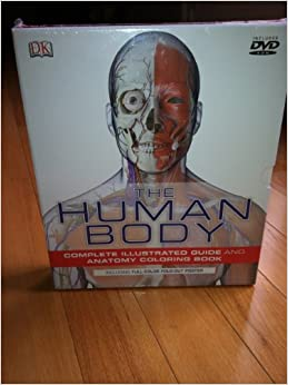 the human body complete illustrated guide and anatomy coloring book the human body complete illustrated guide and anatomy coloring book - Human Body Coloring Book
