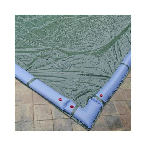 16x32 Rect Pool - Pooltux 16' x 32' Pool Size - 21' x 37' Rect. Royal Winter Cover 10 Year