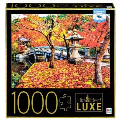 Big Ben Luxe: EIKANDO Shrine Puzzle 1000PC: Toys & Games