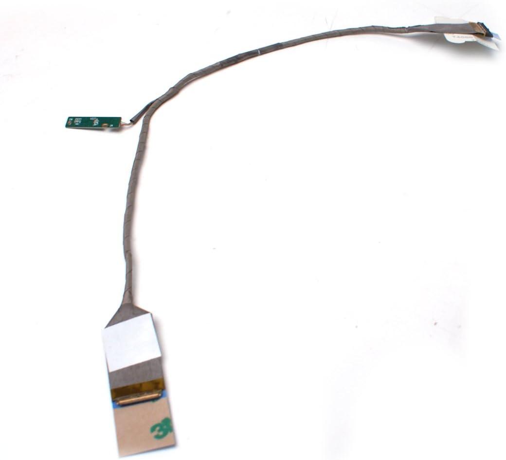 "Genuine Dell CH4CH Latitude E5510 15.6"" US Video LED LCD Flex Cable Compatible Part Numbers: CH4CH, 0CH4CH, Assy, CBL, EDP, LCD, E5510, 50.4EQ01.001"