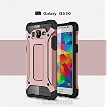 Galaxy Grand Prime Case, Cocomii Commando Armor NEW [Heavy Duty] Premium Tactical Grip Dustproof Shockproof Hard Bumper Shell [Military Defender] Full Body Dual Layer Rugged Cover Samsung (Rose Gold)