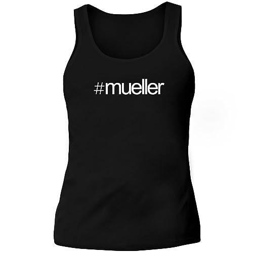 Idakoos Hashtag Mueller - Cognomi - Canotta Donna