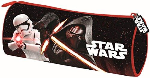 Familando Schulranzen Set Star Wars 20-tlg. Federmappe, Sporttasche CE, Ranzen Episode PL