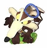 Warner Brothers Snowboarding Wile E. Coyote Plush