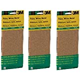 3M 9019 General Purpose Sandpaper Sheets, 3-2/3-Inch by 9