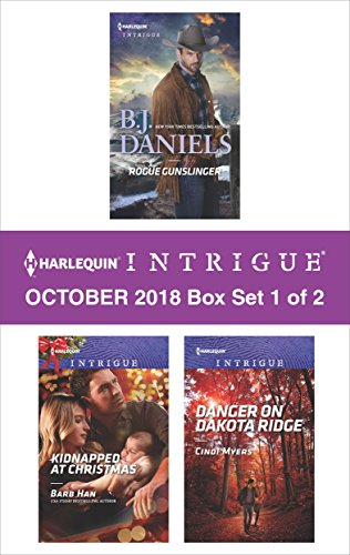 Harlequin Intrigue October 2018 - Box Set 1 of 2: An -