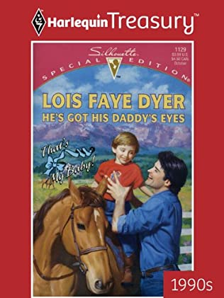 book cover of He\'s Got His Daddy\'s Eyes