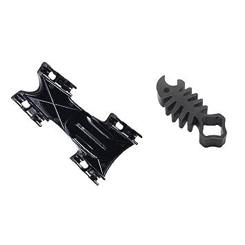 Kite Line Mount Kitesurfing Holder w// Aluminium Fishbone Wrench For Gopro