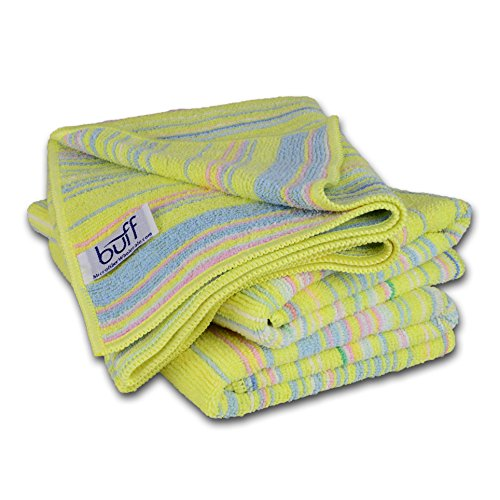 Buff Home Microfiber Kitchen Towels 51qnAyky5oL