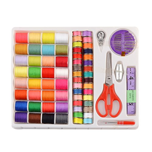 eZthings® Professional Sewing Supplies Variety Sets and Kits for Arts and Crafts (Sewing Supplies + Threads Set) (Sewing Craft Supplies compare prices)