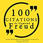 100 citations de Sigmund Freud | Sigmund Freud
