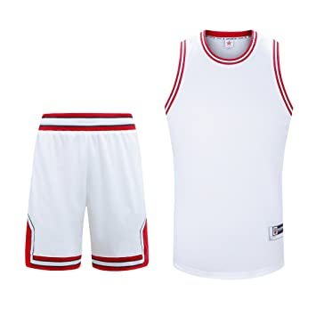 Sanheng Camiseta de Baloncesto para Hombre, Baloncesto Uniforme ...