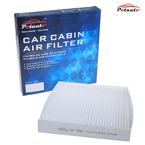 POTAUTO MAP 1008W Cabin Air Filter Replacement compatible with LEXUS, PONTIAC, SCION, SUBARU, TOYOTA