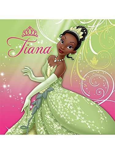 Princess and the Frog Sparkle Lunch Napkin 16 count]()
