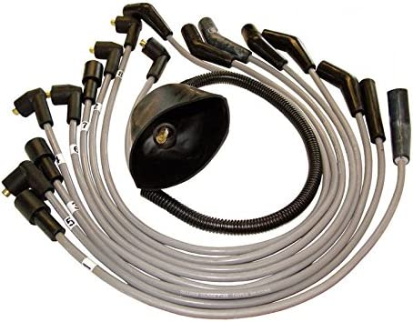 DA4104 LAND ROVER DISCOVERY 1 OEM V8 IGNITION WIRE SET WITH KING LEAD RTC6551