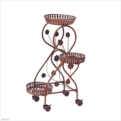 af1f44687e9a0 Amazon.com : IRVING Indoor Plant Stand, Flower standFlower Stand 3 ...