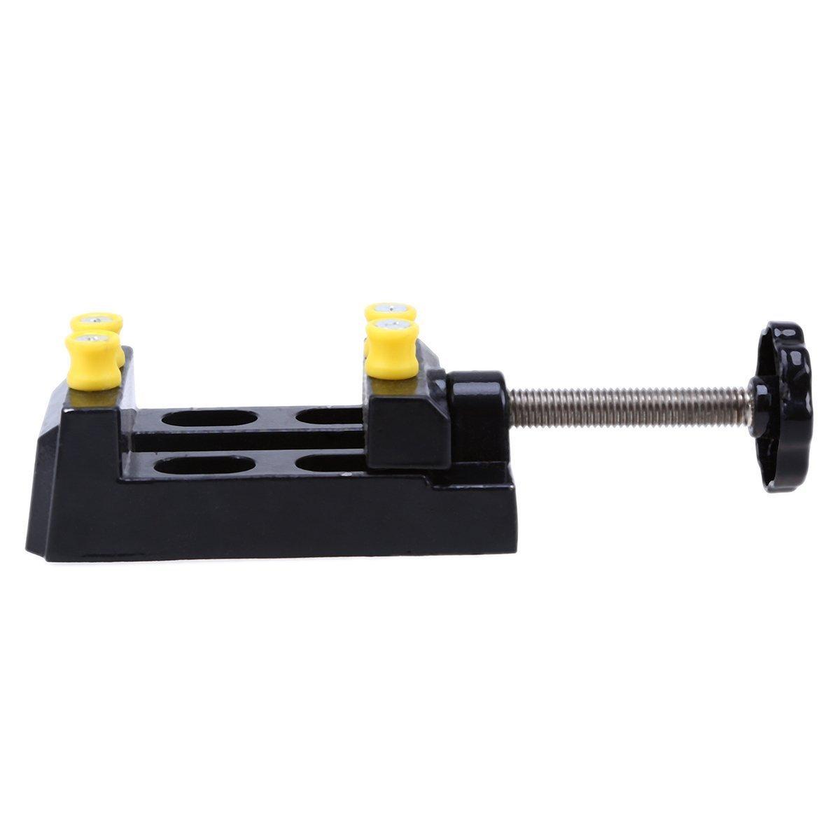 Goodchanceuk Mini pratique Table /à d/écouper Bench Micro Pince DIY travail Outil /à Main