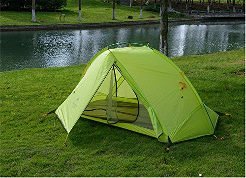 Naturehike Taga 1-Person Ultralight 3-Season Tent & Naturehike Taga 1-Person Ultralight 3-Season Tent (Dark Blue ...