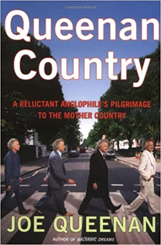 Gratis bøker å laste ned på iPhone Queenan Country: A Reluctant Anglophile's Pilgrimage to the Mother Country in Norwegian PDF PDB CHM 0805069801