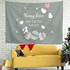 Material: Polyester Cotton Size:30x59inch, 59x51inch, 79x59inch, 91x59inch Quiet landscape paintings, lovely cartoons, green plants and other themes for you to choose, come and join us Installation Mode:Seamless nails and hooks can be used to...
