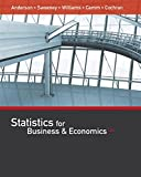img - for Statistics for Business & Economics (with XLSTAT Education Edition Printed Access Card) (MindTap Course List) book / textbook / text book