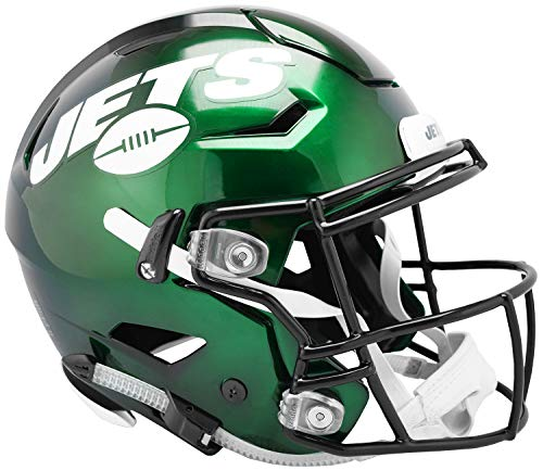 Riddell NFL New York Jets Speedflex Authentic Helmet