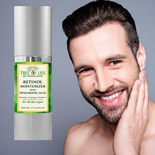 51qnFVr4DbL - Retinol Moisturizer Face Cream - Clinical Strength
