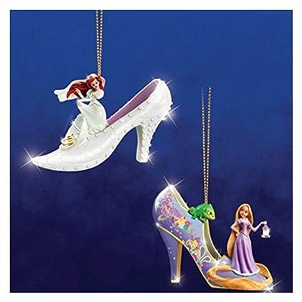 De Ariel Y La Rapunzel Vez Zapato Disney Decorativa Un Una En Figura 7WgwqI1f10