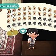 Ironwood Iron DIY Recipes + Crafting Materials Animal Crossing: New Horizons