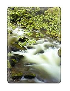 New Stream Earth Nature Stream Tpu Case Cover, Anti-scratch Barbara Gorman Phone Case For Ipad Air