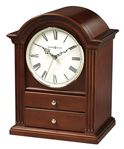 Howard Miller 800-203 Heritage Mantel Clock Cremation Urn, 275 inches-at Peace Memorials