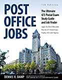 img - for Post Office Jobs: The Ultimate 473 Postal Exam Study Guide book / textbook / text book