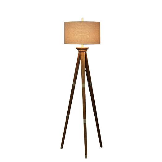 HCJLDD JCRNJSB® Lámpara de pie, Sala de Estar Creativa de Moda ...